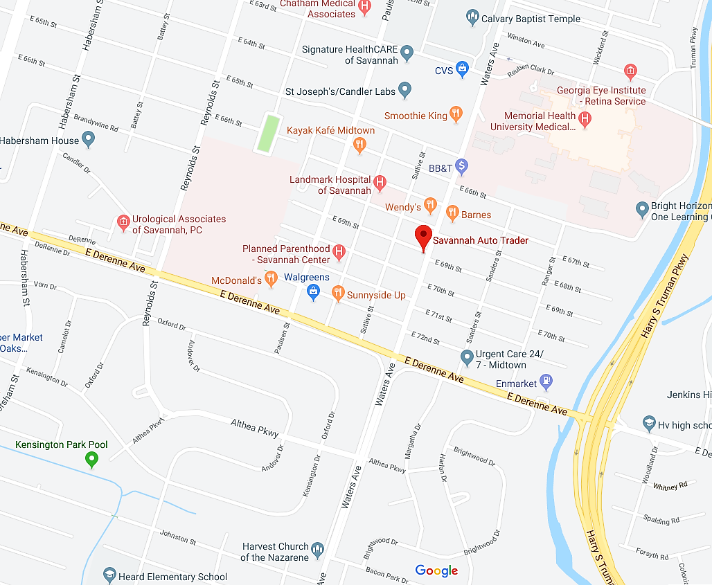5501 Waters Avenue, Savannah, GA 31404